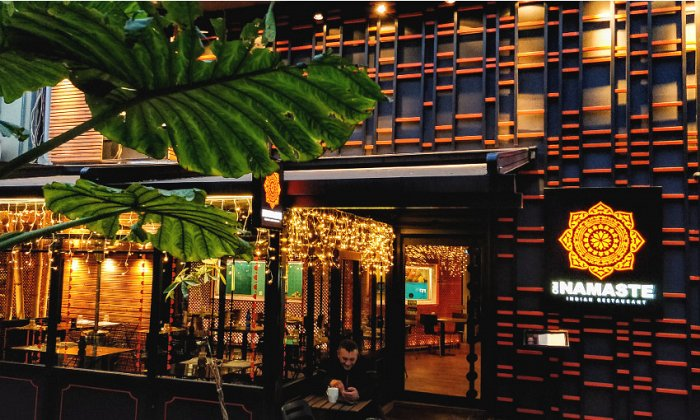 Namaste Indian Restaurant | Ακρόπολη