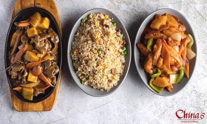 China's Food & Fantasy | Νέα Σμύρνη