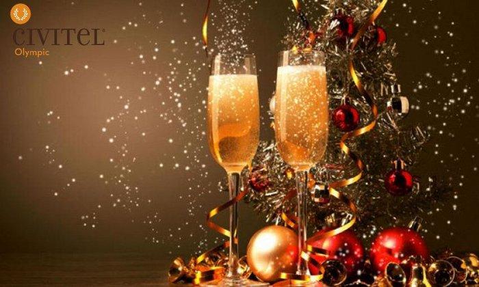 Έκπτωση 20% για Ρεβεγιόν Χριστουγέννων ή Ρεβεγιόν Πρωτοχρονιάς ή B-Lunch Πρωτοχρονιάς στο Civitel Olympic στο Μαρούσι εικόνα