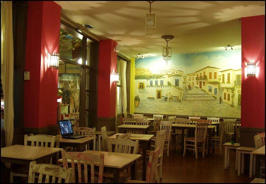 ΑΠΕΡΙΟΡΙΣΤΟ φαγητό μόλις6,50€ ανά άτομο!!! Επιλέξτε ελεύθερα από τον κατάλογο όσο φαγητό επιθυμείτε και απολαύστε το στο Μεζεδοπωλείο