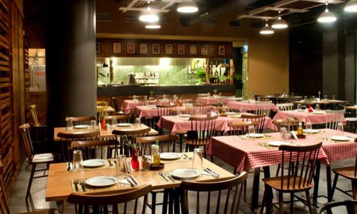 19,90€ για ένα γεύμα 2 ατόμων με ελεύθερη επιλογή από τον κατάλογο φαγητού, από το Ιταλικό εστιατόριο
